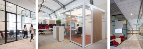 "PwC France à Lyon : un nouvel agencement pour ""Workplace of the Future"""